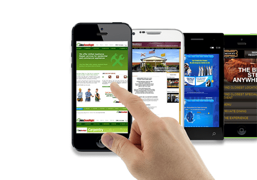 responsive web design Knoxville TN