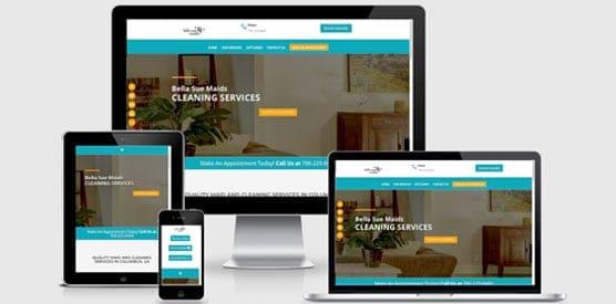 knoxville website design company for restaurants