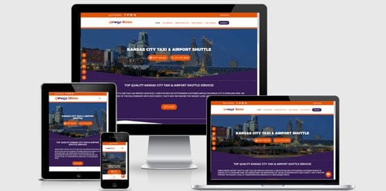 responsive knoxville website design company