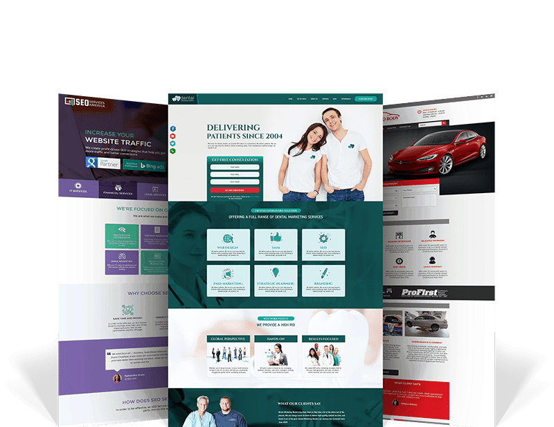 Knoxville web design agency